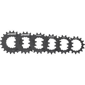 FSA E-Bike Chainring DM for Bosch Gen2 Cr-Mo, czarny